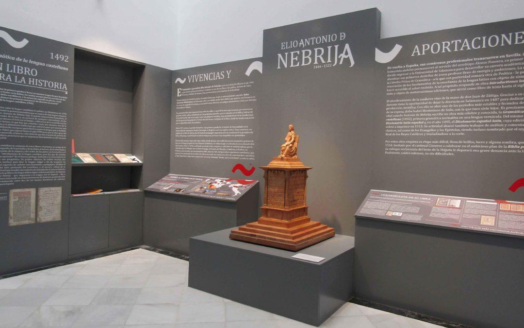 Exposición permanente sobre Elio Antonio de Nebrija