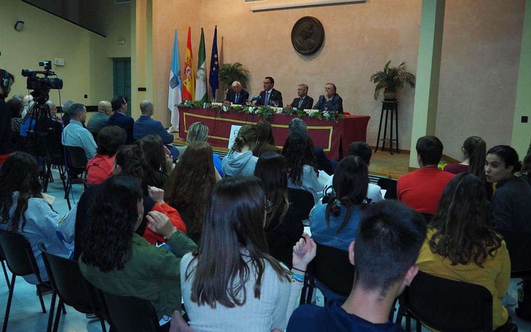 Elio Antonio de Nebrija, Magallanes y Elcano se unieron en las cuartas jornadas universitarias de Lebrija